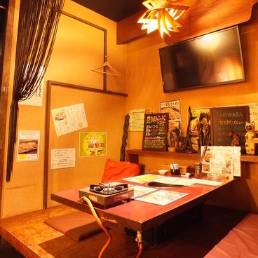 カラカラ KARAKARA 金沢店の雰囲気1