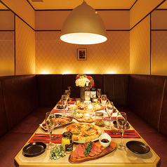 GOTCH TABLE 静岡駅店の雰囲気1