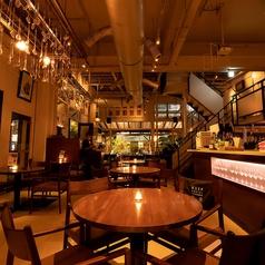 カフェ ガーブ CAFE GARBの雰囲気1
