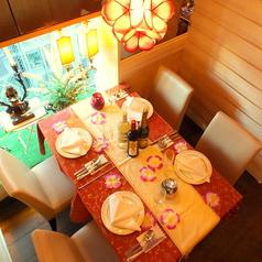 サムラート SAMRAT Asian Kitchen 新宿東口店の雰囲気1