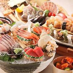 魚せん 富山駅前店のコース写真