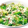 料理メニュー写真オーガニック野菜のシーザーサラダ