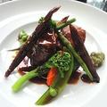 料理メニュー写真愛知県産牛ロース肉のアロスト