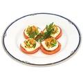 料理メニュー写真インドチーズとトマトのサラダ