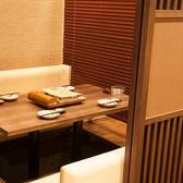 創作和食×ビストロカフェ なな福の雰囲気3