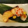 料理メニュー写真旬の焼魚・煮つけいろいろ