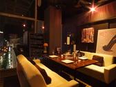 【2名~20名席】 多様なシーンで利用できる完全個室です。ビル最上階から夜景を見下ろす、最高なロケーション!デートや合コンにもピッタリです。