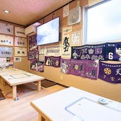 天ぷらと旬鮮魚 のだまの雰囲気1