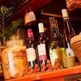 装飾品だけでなく、料理や飲み物にもこだわっています。現地で長年料理長を務めたシェフによる本場のインドネシア料理をお楽しみ下さい。現地のビール「ビンタン」もご用意!ワインの種類も豊富です!ご家族でのお食事会や女子会・ママ会、同窓会にもご利用頂けます♪