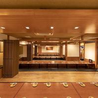 田なか屋 五反田店で一番人気の大座敷個室14~88名様