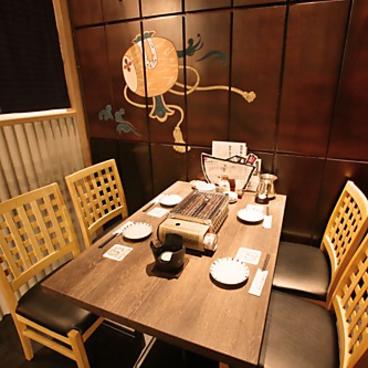 串揚げ 寿司酒場 二六丸 金山店の雰囲気1