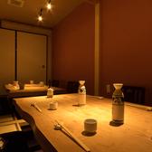 様々なシチュエーションにお使い頂ける隠れ家のような個室席です。(田原町 個室 居酒屋 鮮魚 地鶏  刺身 接待 宴会 女子会 接待 歓送迎会)