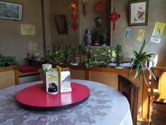 【テーブル】中華の強みは、大皿を皆でシェア出来ること!好きなものをちょっとづつたくさん食べましょう。