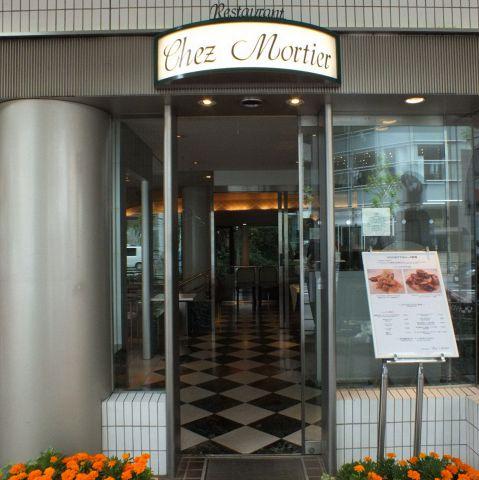広尾駅徒歩1 分、外苑西通り沿いにあるおしゃれなレストラン