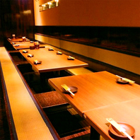 【貸切宴会◎】広々とした座敷席で会社宴会・同窓会♪