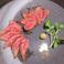 料理メニュー写真宮崎県産ミスジの炙り100g