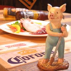 豚バルデュロック ひろめ市場店の写真