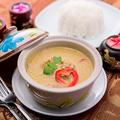 料理メニュー写真ゲーン・キャオ・ワーン(鶏肉のグリーンカレー)