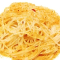 料理メニュー写真サルデーニャ島のカラスミパウダーを和えたペペロンチーニのスパゲッティーニ