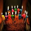 誕生日・記念日にはお祝い特典♪ケーキの持ち込みもOKです♪バースデーパーティーや結婚式2次会の演出もお手伝いします♪