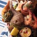 料理メニュー写真旬魚のフィッシャーマンズプレート