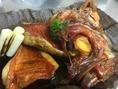 中央卸売市場から買い入れる新鮮な魚介類!
