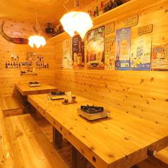 USHINABE 赤川店の雰囲気1