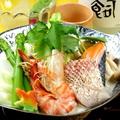 料理メニュー写真海鮮豆乳鍋