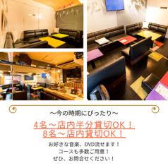 cafe&bar ARASICKの雰囲気1
