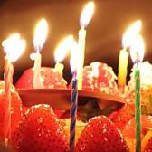 【サプライズケーキ】お世話にになったあの人へ。記念日・送別会にケーキのご用意、承ります。【要予約】