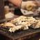 料理メニュー写真極DINING 若旦那 監修:熱々の焼き牡蠣♪