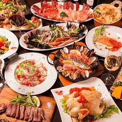 肉バル ウノ 大森店の特集写真