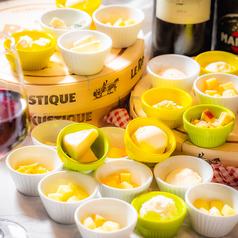 ラプチフロマージェリー 小さなチーズの店の写真