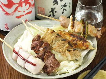 串焼き58とんのおすすめ料理1