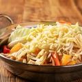 料理メニュー写真チーズチゲ鍋