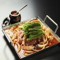 料理メニュー写真チリ鶏鍋