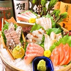 個室居酒屋 魚の旨いよろこんで 倉敷駅前本店のおすすめ料理1