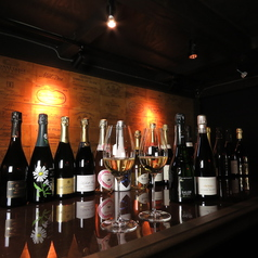 champagne&wine salon La Cuvee シャンパン&ワイン サロン ラ キュベの写真