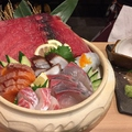 料理メニュー写真魚盛り