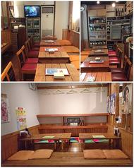 韓国家庭料理 ヌナの家の雰囲気3