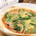 料理メニュー写真アブソピザ