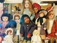 N's dollの原点のビスクさんや市松さん等のお取扱いもございます