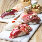 天神今泉 肉寿司のおすすめ料理3
