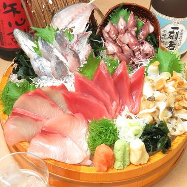 築地食堂 源ちゃん 新宿御苑のおすすめ料理1