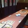 2階の宴会場。歓送迎会、忘新年会、様々な会合に用いられます。