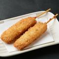 料理メニュー写真豚串(1皿2本)