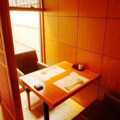 2名様用テーブル個室