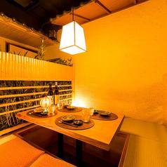 博多鍋食べ放題 鍋助 新宿店の雰囲気1