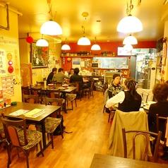 中華居酒屋 香港屋台料理 西八王子の雰囲気1