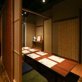 個室和食 日本酒 NORESORE なんば店の雰囲気2